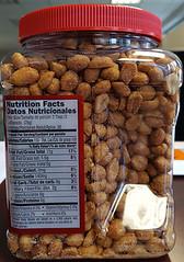 RECALLED  Honey roasted peanuts (The U.S. Food and Drug Administration) Tags: gfs krispak inc foodsafety allergen
