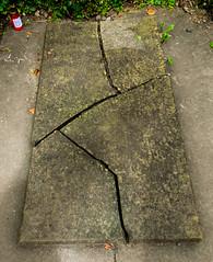 14-Highgate Cemetery East - Karl Marx's original grave-1039 (md2399photos) Tags: 11aug16 dickwhittingtonscat highgatecemetery karlmarx london notesonblindness stpancras themeetingplacebypaulday
