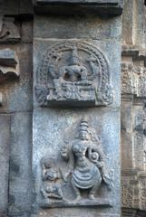 Goddesses (VinayakH) Tags: temple jalakandeswarartemple tamilnadu vellore india hindu religious shiva vijayanagaraempire