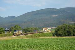 La vuelta del aluminio (Diaz269) Tags: 1604 feve renfe ram renfm monocabina fg ferrolgijon ferrol gijon fcferrolgijon ferrocarril railway tren train ffcc espaa spain europa europe asturias luis daz luisdaz daz269
