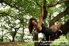 Tomb Raider Shoot with Annick  15 (berserker244) Tags: yggdrasilphotography60072016 guerrillaphotography yggdrasilphotography evandijk annick annickscosplay laracroft tombraider riseofthetombraider grebbeberg rhenen