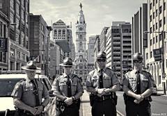 DNC 2016 11 (Phillycop) Tags: democraticnationalconvention philadelphia philadelphiacityhall philadelphiabroadstreet dnc pennsylvania pennsylvaniastatepolice