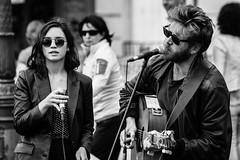 Ballade pop - Shall We (Stephane Rio 56) Tags: concert france rue europe et paris iledefrance portrait headshot street summer