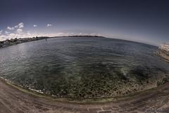 Concarneau2016 (michael_marciniak_mm) Tags: concarneau frankreich france urlaub fujixt1 meer hafen wasser sommer fisheye vintage desaturation water atlantik