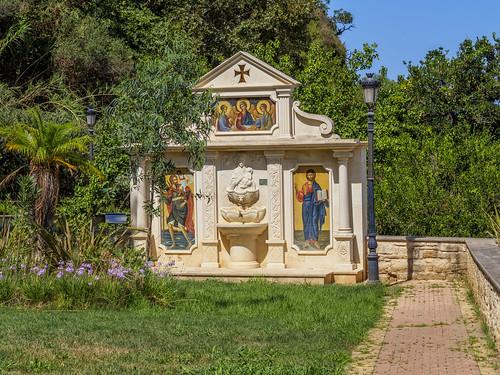 Christos Polentas Park and Agios Christoforos - Tauronitis - Voukolies road (4)