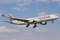 Qatar Airways   Airbus A330-300   A7-AEB   05.08.2016   Warsaw - Okecie (Maciej Deli) Tags: qatar airways airbus a330300 a330 a333 a7aeb warsaw chopin airport