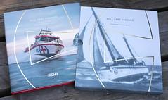 Jubileumsbok RS125r (Redningsselskapet) Tags: bok book full fart forover