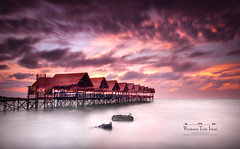The Last City (Wicaksono TI) Tags: landscape photography photo bestphotography bestphoto natgeolive natural naturfotografie naturalbeauty allnaturesparadise autofocus amazing panorama indonesia interesting karangsong indramayu flickrbest dreamy daylight daydream red