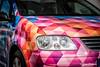 Undesided (Joni Salama) Tags: liikenne photoshop auto viro nikcollection kulkuneuvot tallinna tallinn estonia car colors värit