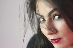 Are you there (HSOBERON) Tags: catchyeyes endorinc endor eyes girl hernansoberon hsoberon lips look makeup mirada norebos portrait red sexylook
