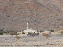 Musandam Mountains II (m_artijn) Tags: gumdah mosque musandam mountins peninsula oman barren landscape