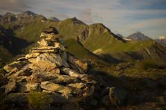 Richtung Mont Rouge (ebsge) Tags: thyon wallis berge steine sion schweiz morgen