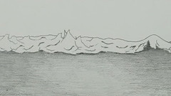 20130327 WoutvanMullem Waves on the beach 08 (Wout van Mullem) Tags: wave waves beach sea animation still pencil wout van mullem