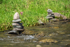 Stone Pyramid (wigerl - herwig ster) Tags: fujixf18135mm fujixt1 nature austria licht natur light krnten feldkirchen foto photography fuji carinthia wasser europa sterreich water europe