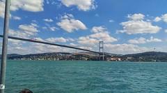 Great Istanbul (tolgamert3485) Tags: lan manzara boaz bosphorus istanbul marmara sea deniz sky mavi blue bluesea awesome perfect nature