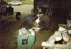 1988 werkplaats