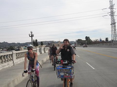 CicLAvia South LA on Decembe 7, 2014 (ubrayj02) Tags: christiania cargobike bakfiets cetma bakfietsen yubamundo bikela flyingpigeonla ciclavia boxcycles wheresbixby