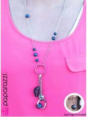 5th Avenue Grey Necklace K4 P2240A-1