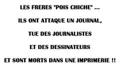 JE SUIS CHARLIE (gueguette80 ... Définitivement non voyant) Tags: charlie pois imprimerie attentat chiche hebdo assassinat