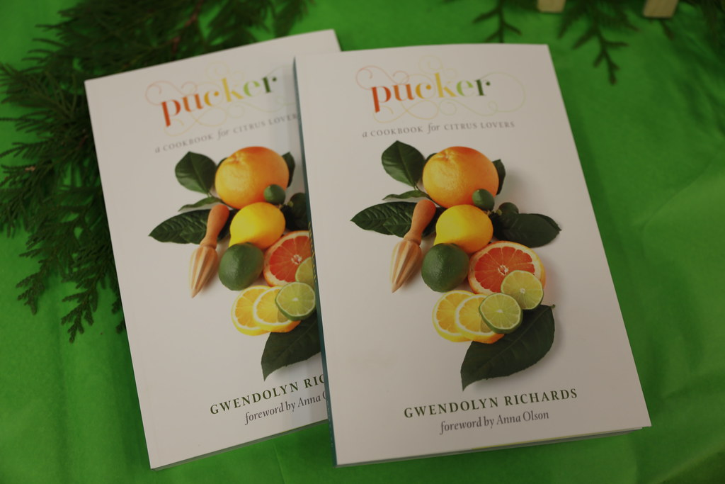 Pucker Cookbook Launch by mastermaq, on Flickr
