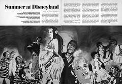 1969 Vacationland, Summer at Disneyland (Tom Simpson) Tags: summer 1969 vintage disneyland disney 1960s datenite vintagedisneyland vintagedisney
