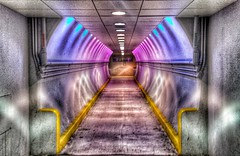 Metro Park (GWP Photography) Tags: travel tunnel portal tunel gauntlet tnel tunneli