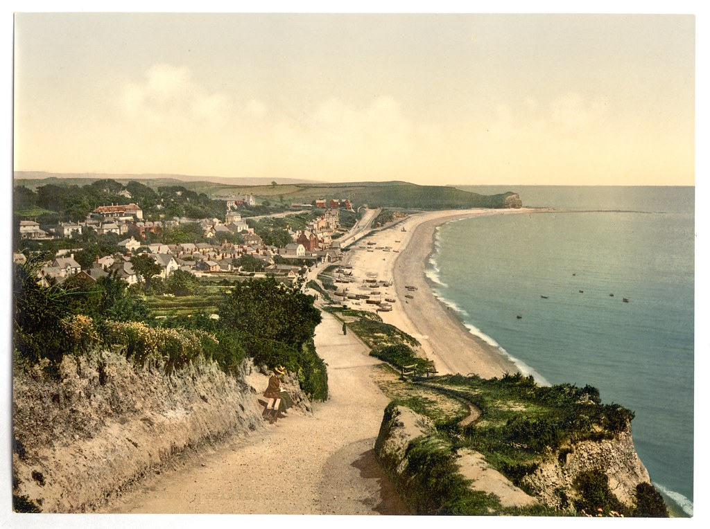 Budleigh Salterton, Exmouth, England-LCCN2002696740