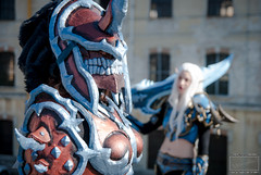Lucca Comics & Games - 2014 (M@rcello;-)) Tags: comics italia cosplay games lucca cosplayer toscana 2014