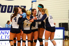 Penn State Altoona Women Volleyball (Tap5140) Tags: sports canon pennsylvania pennstate volleyball altoona amcc eos50d