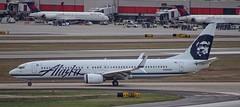 N409AS Boeing 737 c/n 41733 Alaska Airlines (eLaReF) Tags: atlanta alaska cn airplane airport aeroplane jackson international boeing airlines 737 hartsfield katl 41733 n409as