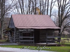 General Store Front II (Trueheart Photography) Tags: park county ohio lake store mail state general belmont rustic pouch tobacco barkcamp