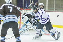 2015_01_17_RM_mHOCvTufts_113 (AmherstCollege) Tags: camera usa men ice home sports hockey jeffs digital canon ma eos photo goal student athletics university massachusetts january newengland victory varsity rink puck tufts win ncaa amherst orr mattson d3 tiebreaker amherstcollege liberalarts 2015 divisioniii nescac lordjeffs