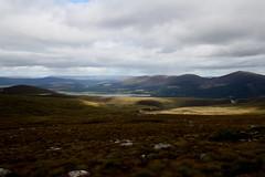 Glen More, Cairngorm national Park Scottish Highlands.  (steamdriver12) Tags: park landscape scotland highlands scottish august glen more national 2010 cairngorms glenmore