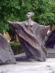 """Prag-2012 (""""Besenbinder"""") Tags: prag praha prague besenbinder statue sculpture skulptur art arte kunst kunstwerk arminskowalski"""