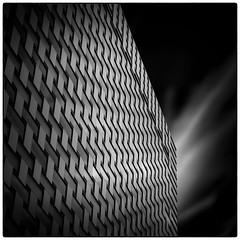 (Masahiko Kuroki (a.k.a miyabean)) Tags: bw architecture square noiretblanc 銀座 fujixe1 fujifilmsuperebcxf2841855mm