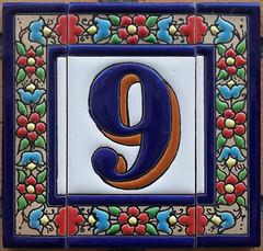 9 (Loca....) Tags: nine 9 numbers bruxelas loca nmeros novesforanada 2912015 byaugusta