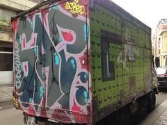 GAP/ZOO Project (Street_art77) Tags: street streetart truck graffiti gap camion graff zooproject camtar