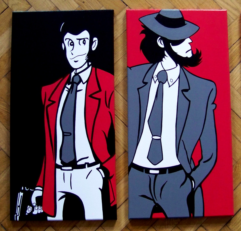 The World's Best Photos Of Fujiko And Lupin