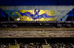 Back to the cave! (Fat Heat .hu) Tags: graffiti trans cfs fatheat