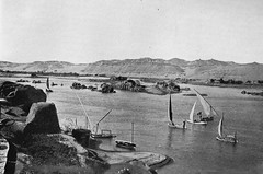 02_Aswan - Feluccas on the Nile (usbpanasonic) Tags: northafrica muslim islam egypt culture nile nil aswan egypte islamic  feluccas moslem egyptians upperegypt egyptiens