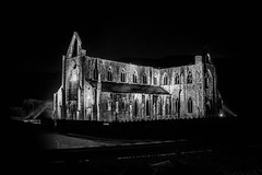 "Tintern Abbey @ Night • <a style=""font-size:0.8em;"" href=""http://www.flickr.com/photos/32236014@N07/16345112589/"" target=""_blank"">View on Flickr</a>"