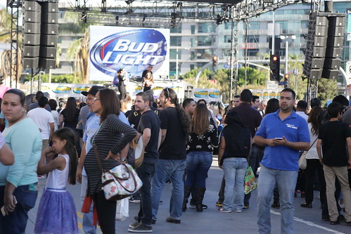 LOUD @ Calibash 2015 Pre-Festival