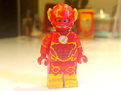 New 52 Flash (TheLegoZealot) Tags: new lego flash dccomics custom 52