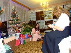 FUJI20141224T192502 (Robert.BlueSky) Tags: christmas xmas family tree home day decoration boxing bb vianoce 2014 doma ticha rodina banska bystrica stromcek banby darceky