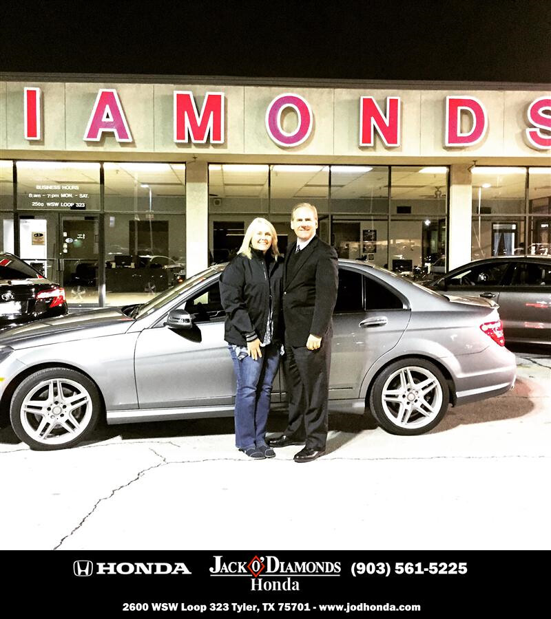 Congratulations To Steve Barber On Your #Mercedes Benz #C Class Purchase  From