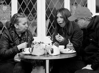 That cream tea moment