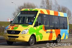 Mercedes Sprinter City  Servicebus  150228-135-c4 JVL.Holland (JVL.Holland John & Vera) Tags: netherlands canon europe transport nederland delfzijl groningen vrachtwagen vervoer servicebus jvlholland mercedessprintercity