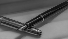 Montblanc Fountain Pen (Focus Stacking)