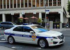 Honolulu Police car (D70) Tags: usa ford car sedan hawaii police honolulu taurus interceptor ohau sixthgeneration