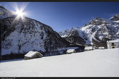 amazing day (AndyPulse1) Tags: winter white mountain snow cold nature canon landscape reflex flickr like wideangle follow neve montagna paesaggio toop followme beiposti cipiace